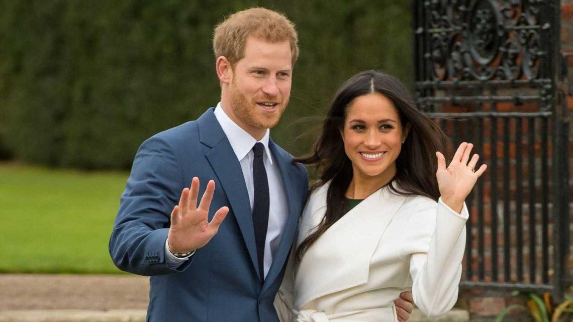 Fotos aufgetaucht: Sieht so Harrys und Meghans Tochter Lilibet aus?