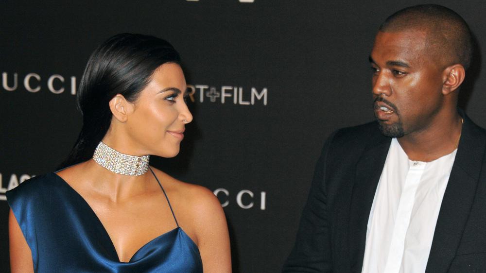 Geburtstagspost: Kim Kardashian wird Kanye West ihr Leben lang lieben
