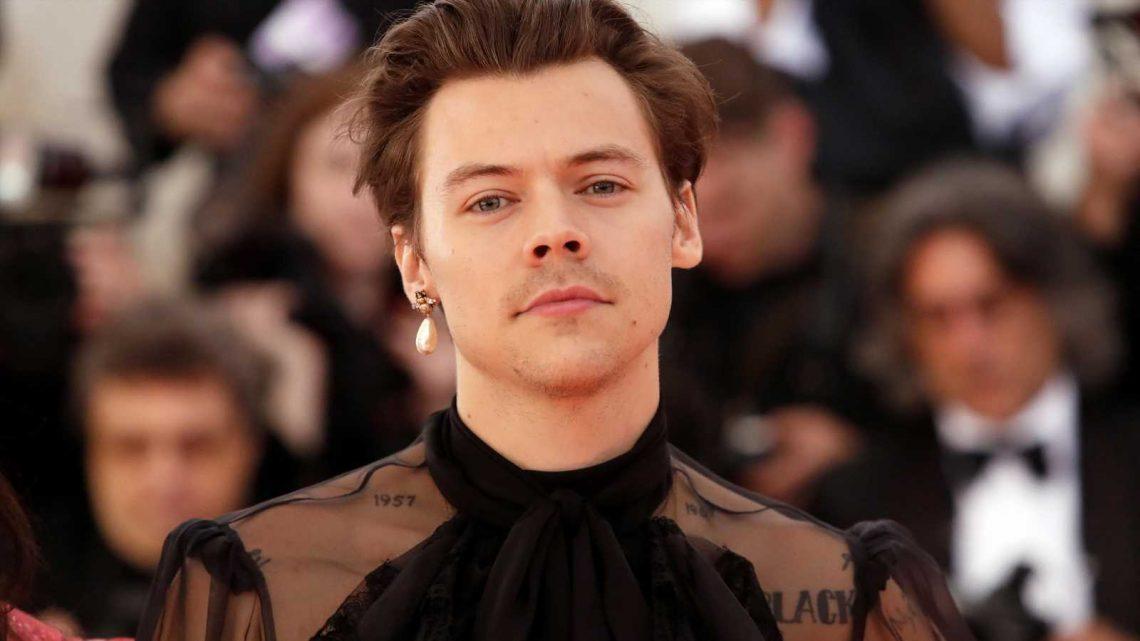 Harry Styles soll jetzt Kosmetik und Parfüm auf den Markt bringen
