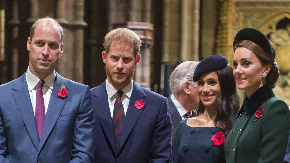 Hat dieser Streit Prinz Harry und Prinz William entzweit?