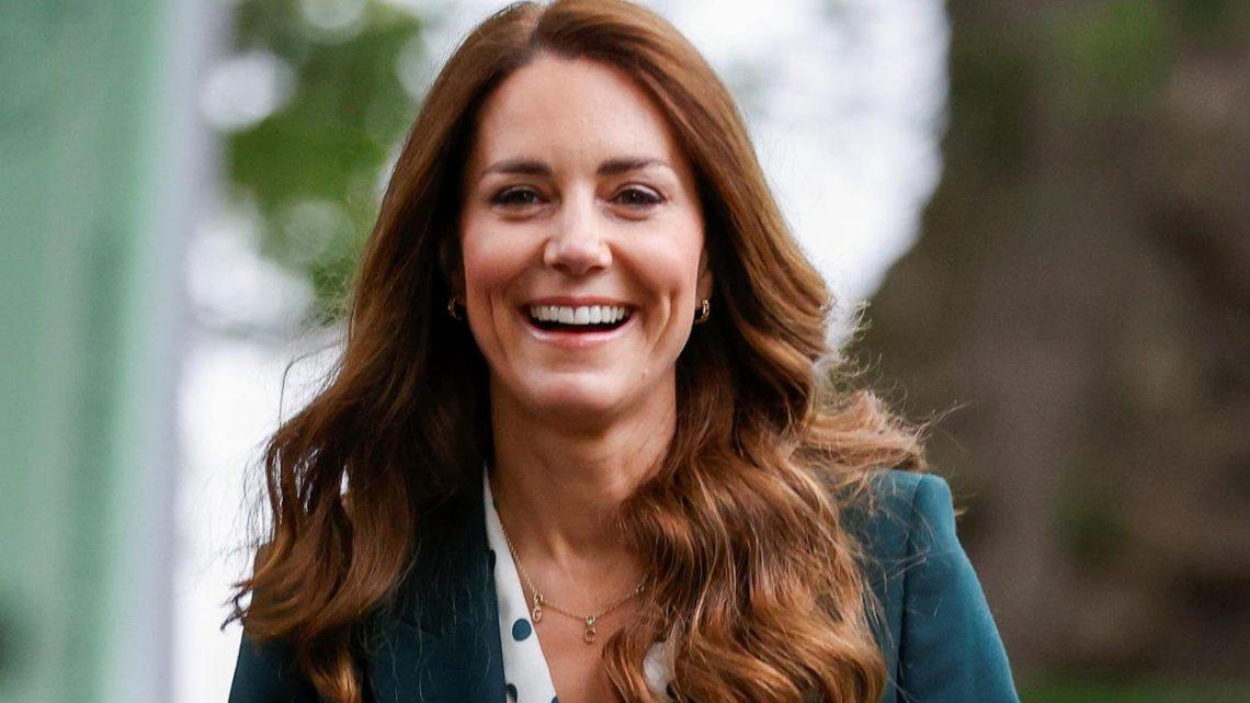 Herzogin Kate eröffnet ein eigenes Institut