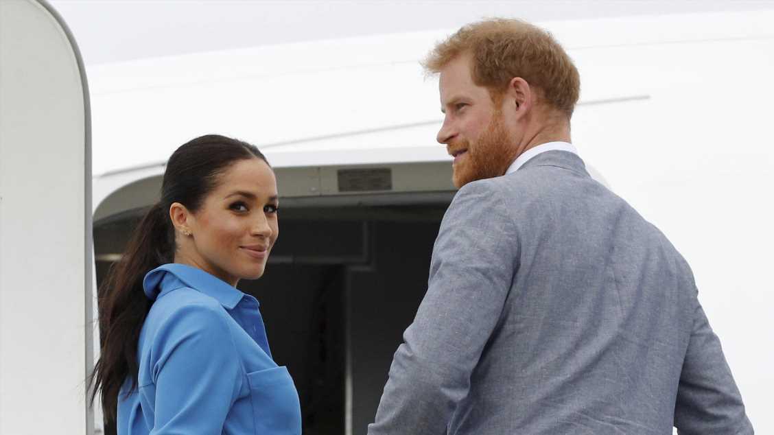 Herzogin Meghan & Prinz Harry: Baby-Name löst im Netz Empörung aus