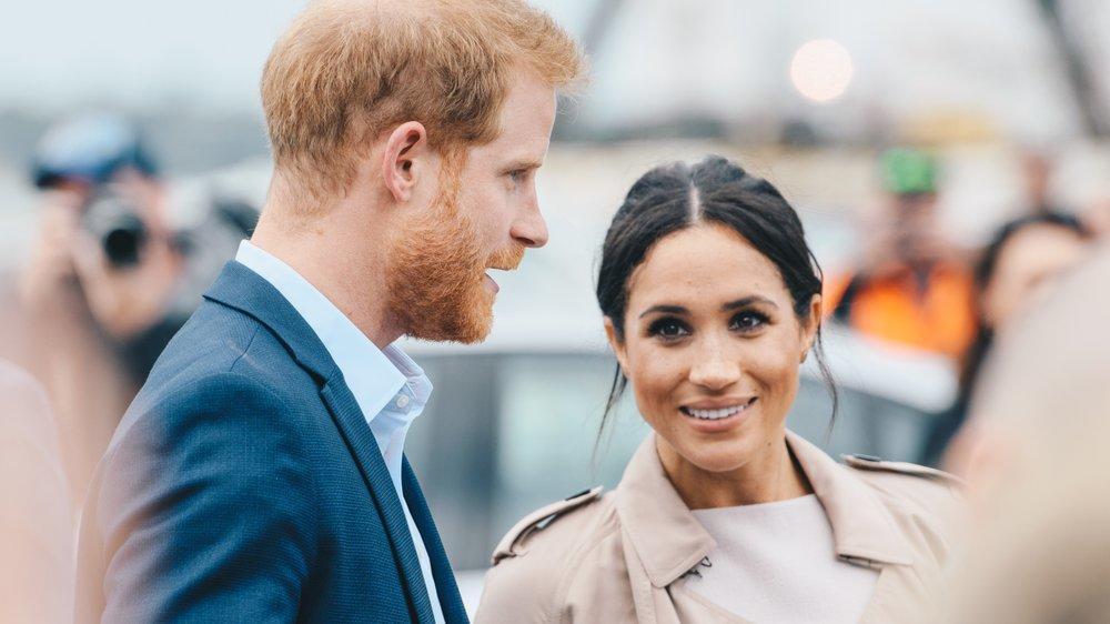 Herzogin Meghan fliegt nicht mit Prinz Harry nach London