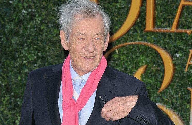 Ian McKellen: So bleibt er in Bewegung