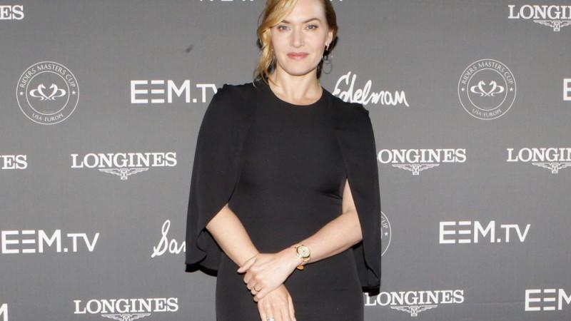 Kate Winslet bevorzugt schlichte Red-Carpet-Outfits