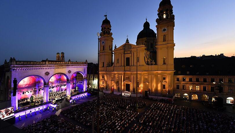 'Klassik am Odeonsplatz': Die Zeit läuft davon