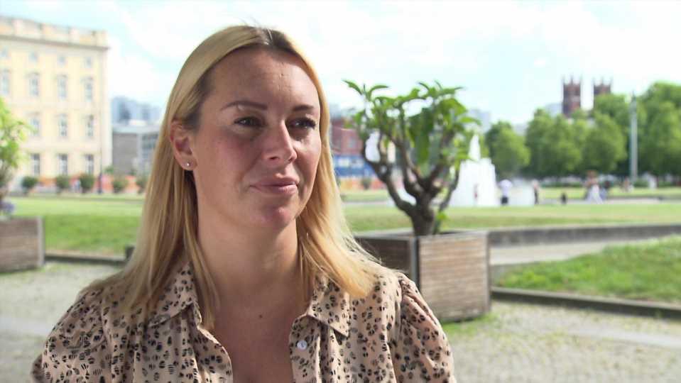 Krebskranke Influencerin bleibt vorerst in Berlin: Wie geht es für Julia Holz' Tochter (6) weiter?