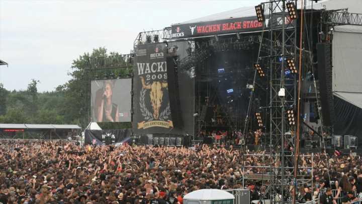 Kult-Festival wird erneut verschoben