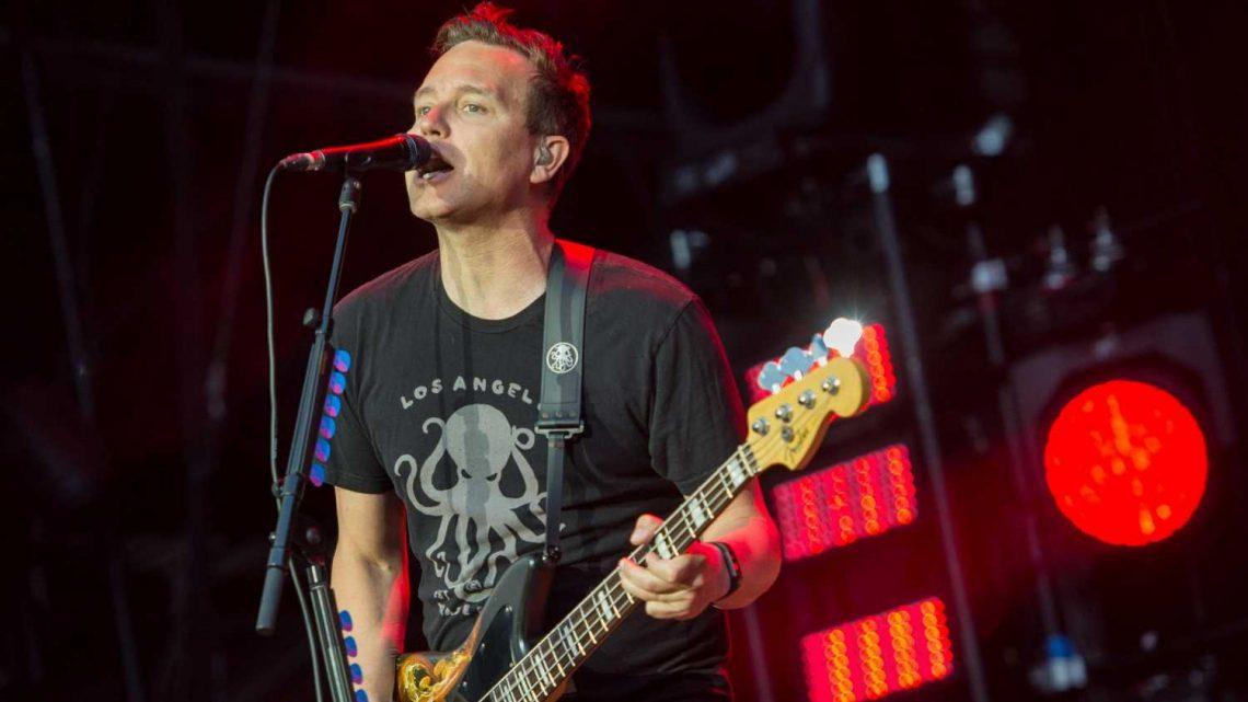 """Mark Hoppus: """"Blink 182""""-Bassist spricht über seine Chemotherapie"""