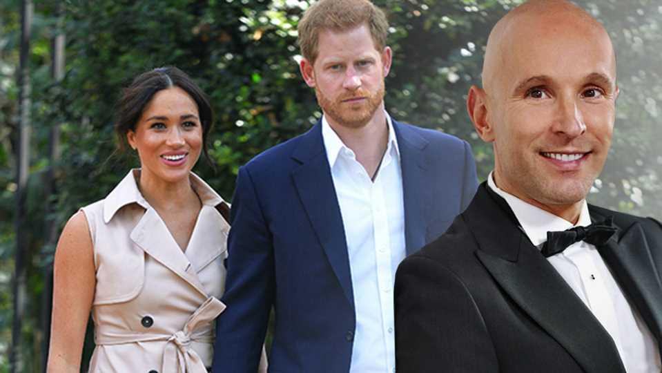 Meghans & Harrys Tochter ist da: Was Royal-Experte Michael Begasse von ihrem Namen hält!