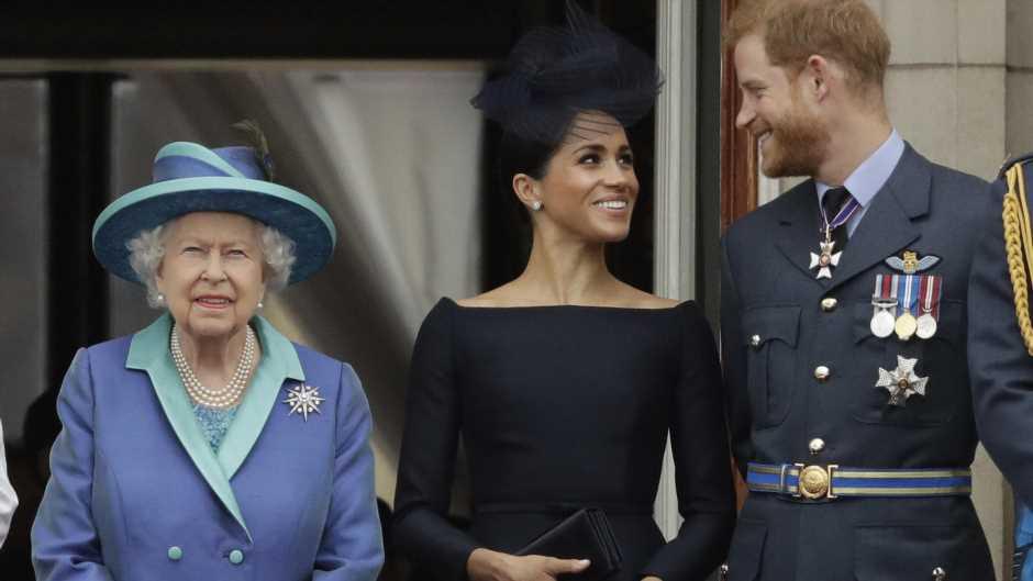 Meghans und Harrys Tochter: Diesen Platz hat Lilibet in der britischen Thronfolge