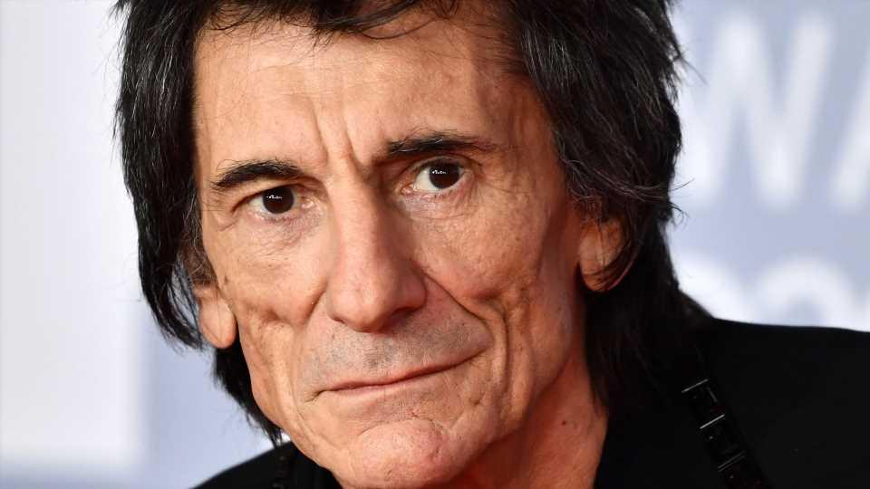 Nach Krebsrückfall: So geht es Rolling-Stones-Ronnie jetzt