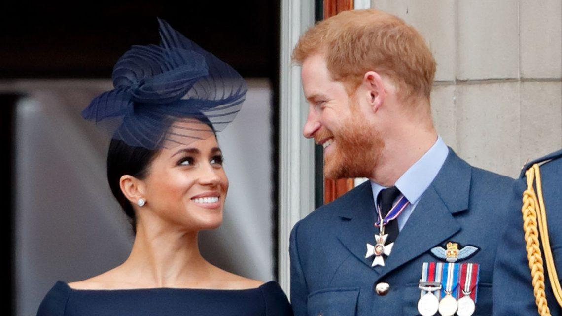 Prinz Harry + Herzogin Meghan: Dieser Titel steht ihrer Tochter zu