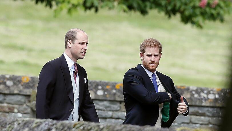 Prinz Harry bezeichnet Bruder William als 'gefangen' – Expertin widerspricht