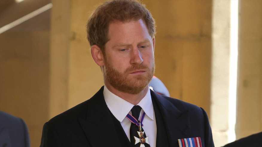 Prinz Harry droht BBC mit Klage im Namensstreit um Lilibet