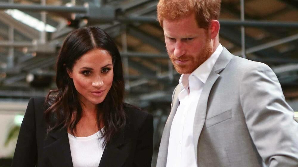 Prinz Harry und Herzogin Meghan: Baby Lili hat schon eigene Web-Domäne