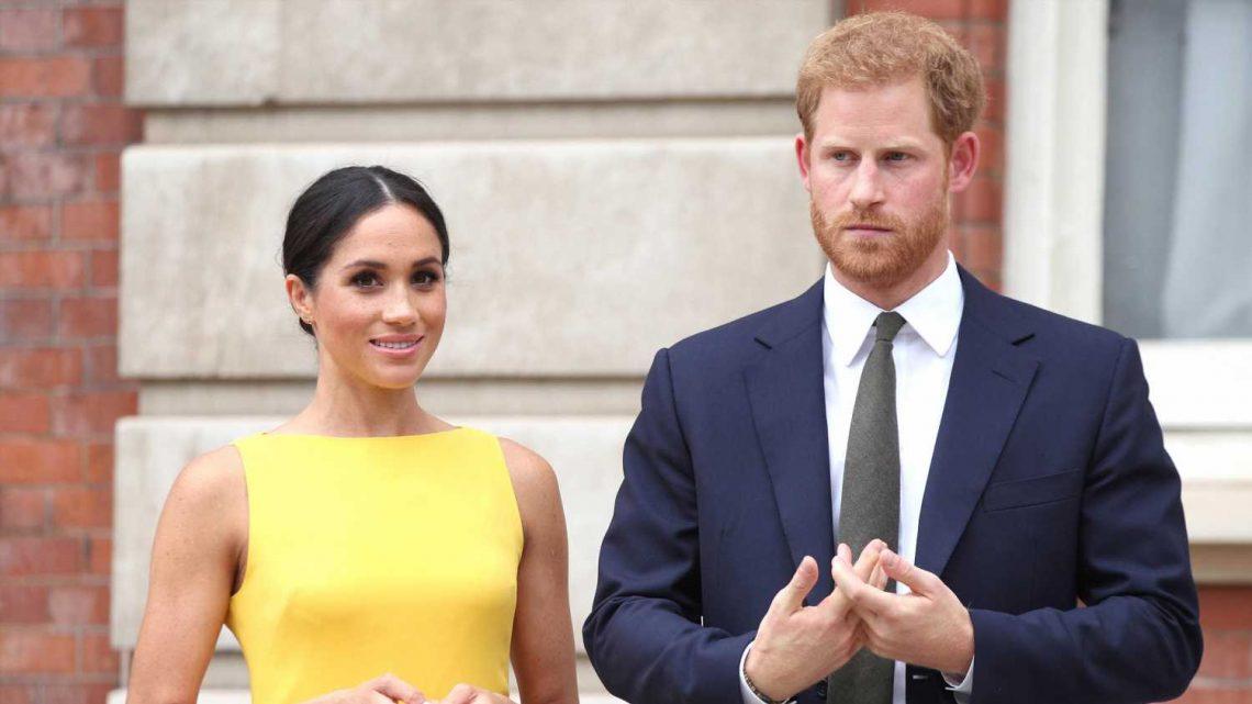 Prinz Harry und Herzogin Meghan auf royaler Flucht – Trailer zum neuen Film erschienen