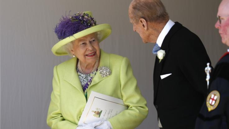 Prinz Philip wäre 100 geworden: Rührender Gruß! So ehrt Queen Elizabeth ihren verstorbenen Mann
