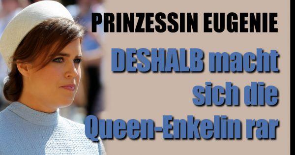 Prinzessin Eugenie von York: Weshalb scheut die Queen-Enkelin die Öffentlichkeit so sehr?