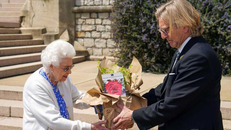 Queen gedenkt Prinz Philip mit rührender Geste