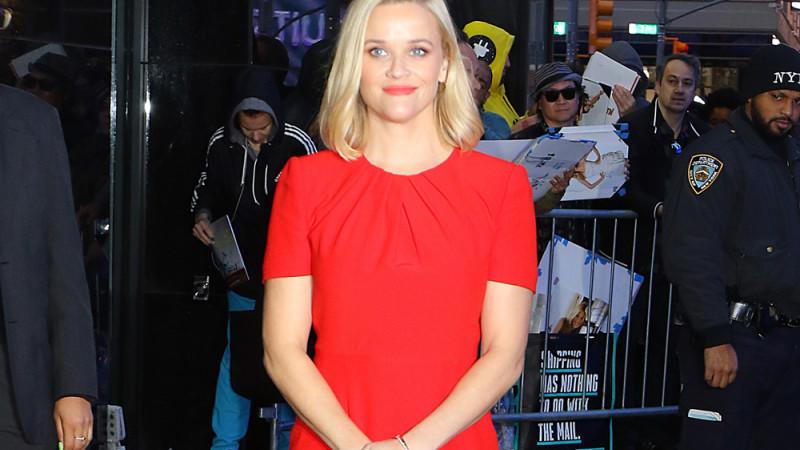 """Reese Witherspoon ist ein """"Macher"""""""
