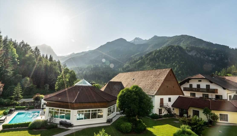Relax & Wanderhotel Poppengut in Hinterstoder