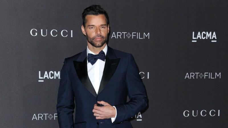 Ricky Martin kämpft mit Unsicherheiten