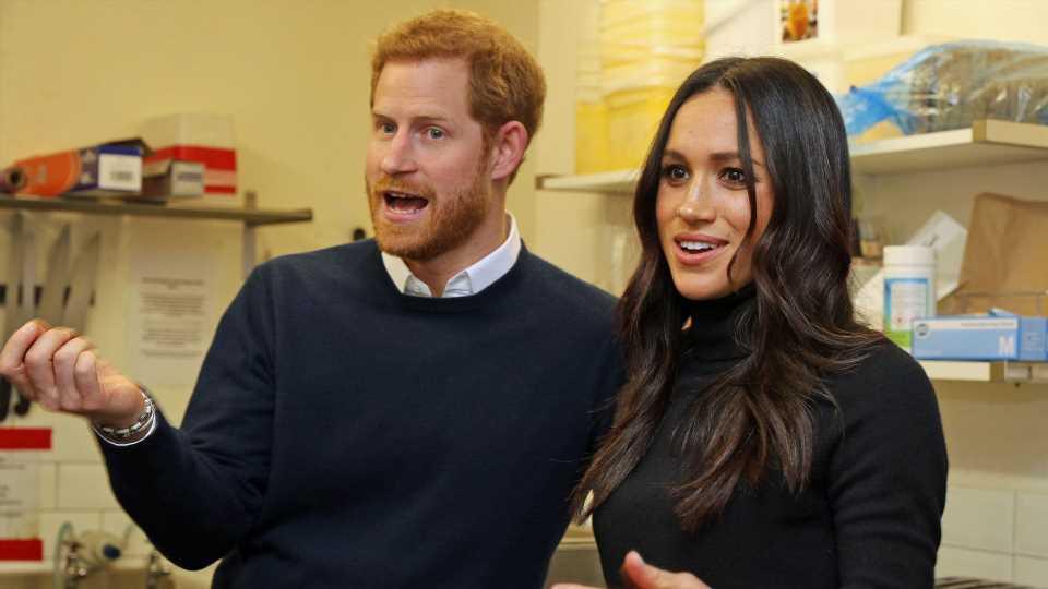 Royal-Fans lieben Namen für Baby Sussex Nummer zwei