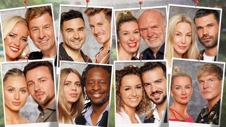 Sommerhaus der Stars 2021: Das sind die Kandidaten der 6. Staffel