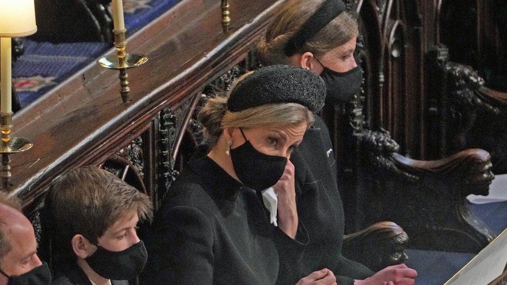 """Sophie von Wessex: Philip hat ein """"riesiges Loch"""" hinterlassen"""