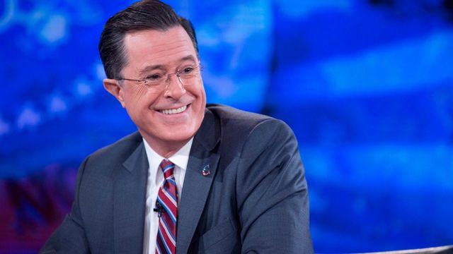 Stephen Colbert bringt Show vor Zuschauern zurück