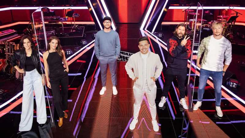 The Voice of Germany: Diese Coaches sind raus!    InTouch