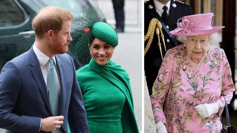 Wegen Harry & Meghan: Wie die Queen jetzt mit dem Hof-Protokoll bricht!