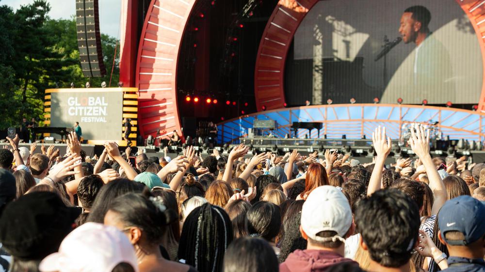 Wiedererwachtes New York plant Mega-Konzert im Central Park