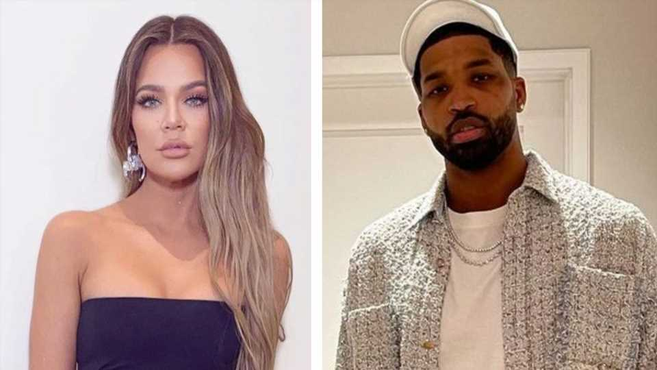 Zoff um Vaterschaft: Khloé Kardashian steht Tristan bei