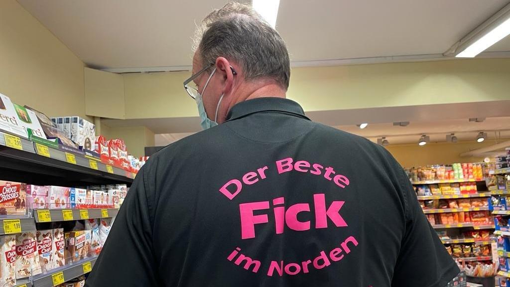 """""""Der Beste Fick im Norden"""": Dieser Edeka-Slogan sorgt für Aufregung"""