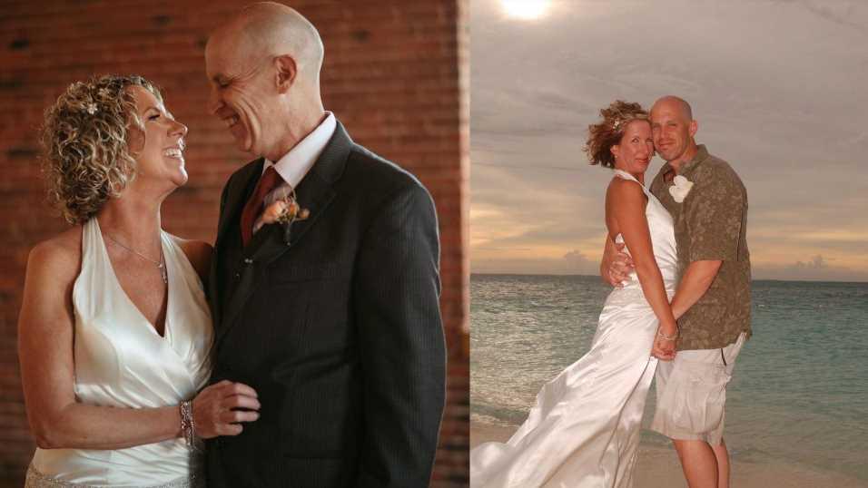 """""""Du bist mein Lieblingsmensch"""": Ehemann (56) mit Alzheimer macht seiner Frau zum zweiten Mal einen Antrag"""