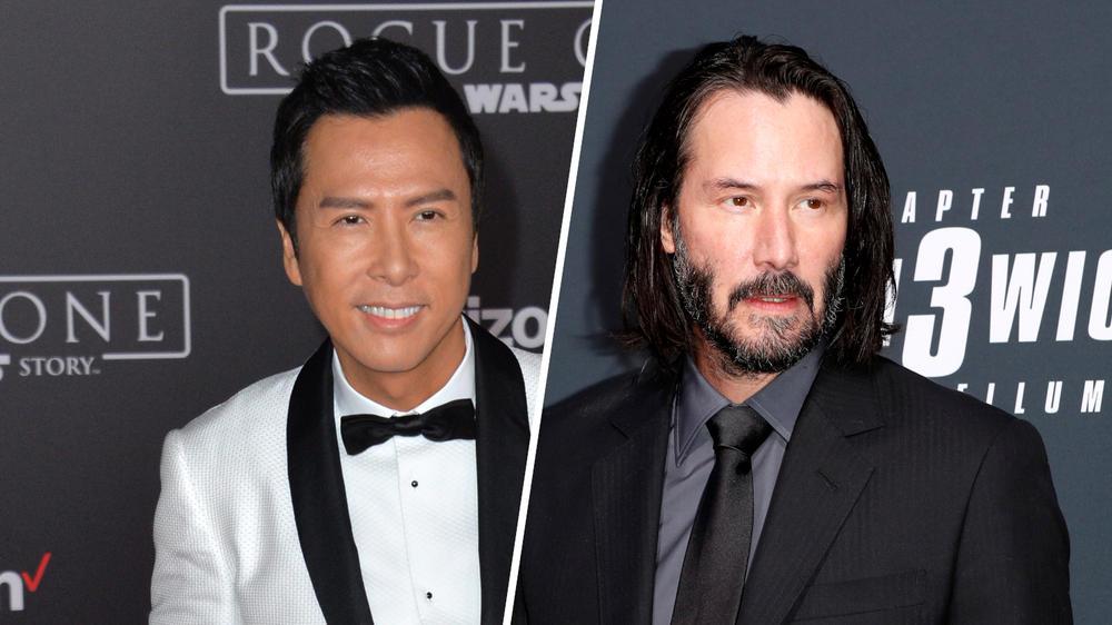 """John Wick 4"": Dieser ""Star Wars""-Star unterstützt Keanu Reeves"