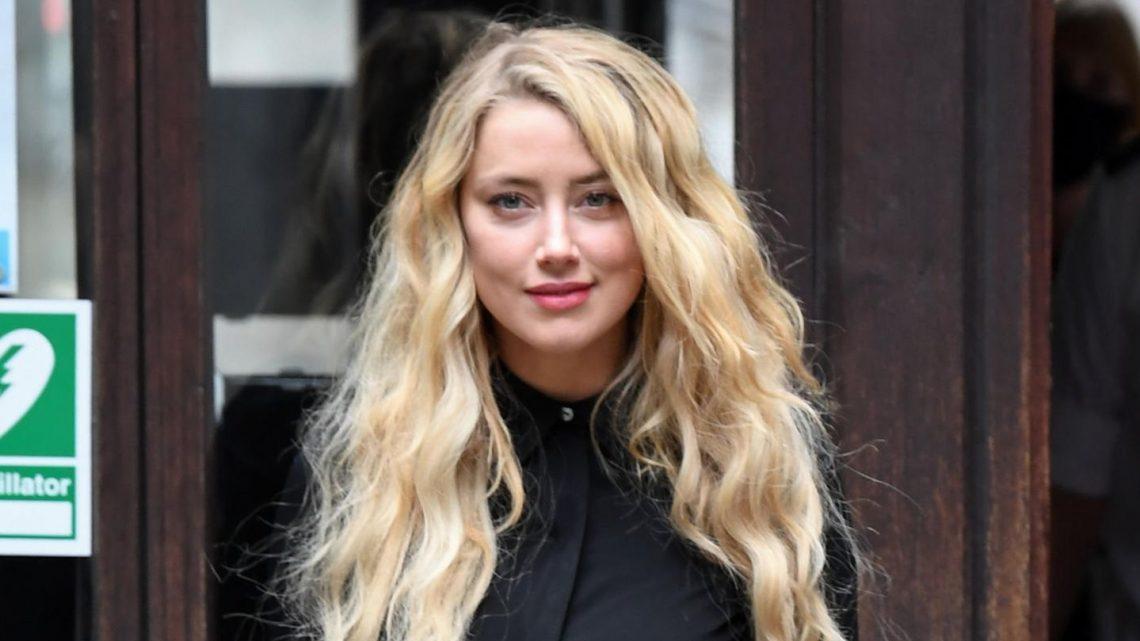 Amber Heard: Erster öffentlicher Auftritt seit nach Baby-News
