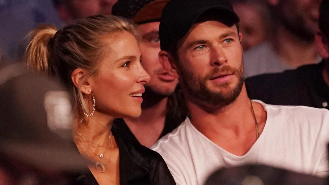 Chris Hemsworth teilt private Fotos zum Geburtstag seiner Frau