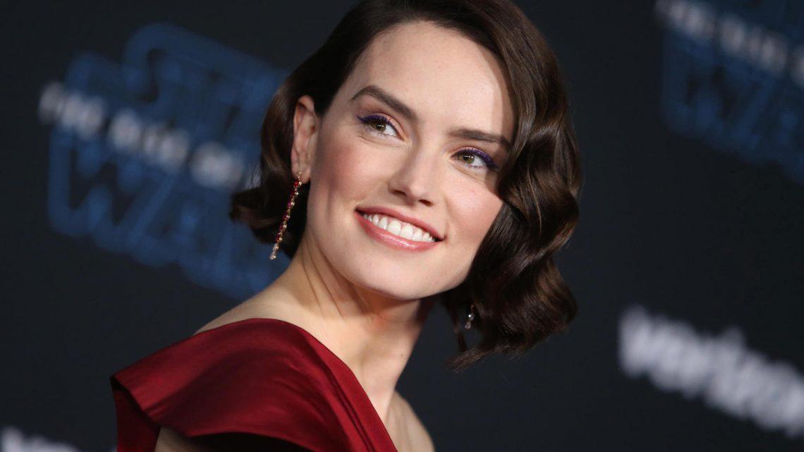 """Daisy Ridley über """"Star Wars"""": """"Ich war geschockt"""""""