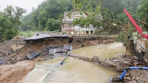 Flutkatastrophe: Sat.1 sendet Spendengala für Hochwasser-Opfer