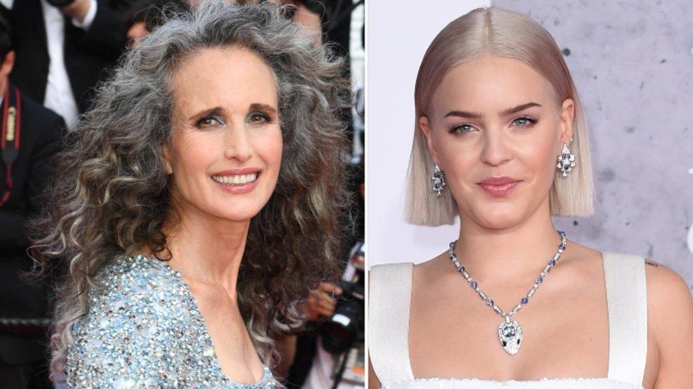Frisurentrend Granny-Hair: Styling-Tipps für eine silberne Mähne