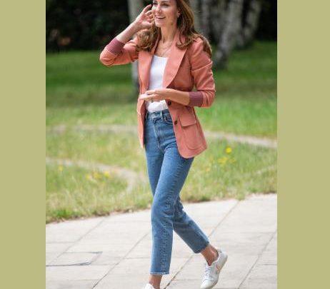 Herzogin Kate zeigt die perfekten Sneaker für den Sommer
