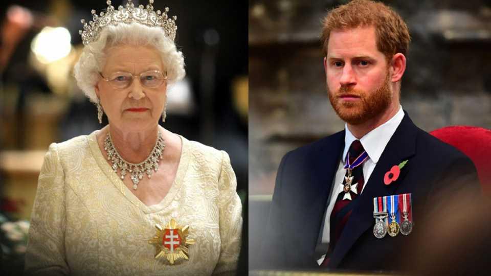 Ist Harry beim Thronjubiläum der Queen nicht mehr willkommen?