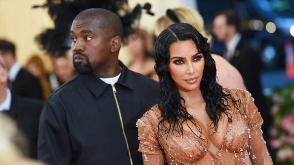 Kanye West rechnet mit Ex Kim Kardashian ab