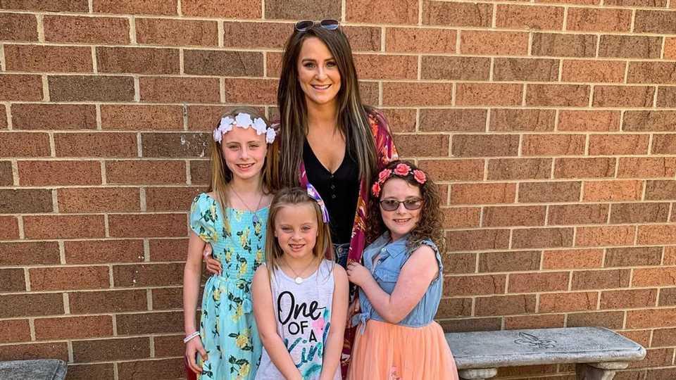 """Knoten in Brust: """"Teen Mom""""-Leahs Tochter hat Angst um sie"""