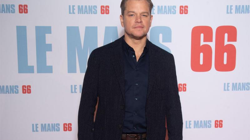 Matt Damon: Tochter mag seine Filme nicht sehen