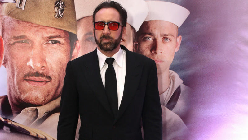 Nicolas Cage: Keine Hollywood-Blockbuster mehr