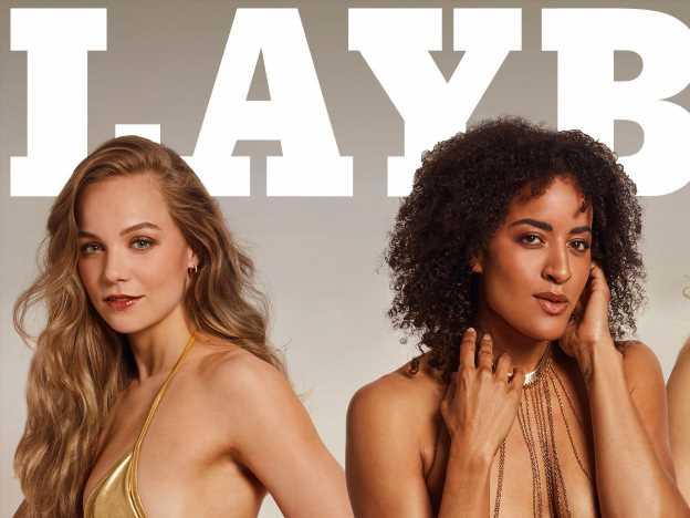Playboy: Drei deutsche Olympia-Teilnehmerinnen lassen die Hüllen fallen